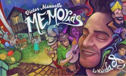El artista Victor Manuelle lanza álbum navideño «Memorias de Navidad»